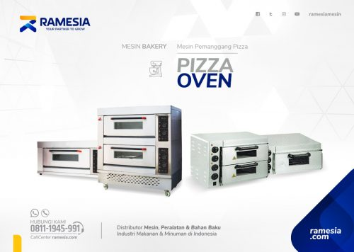 Oven Pizza Banner