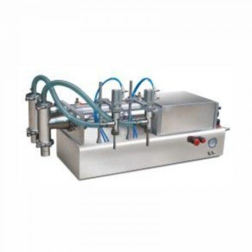 Mesin Filling Liquid Piston Filler